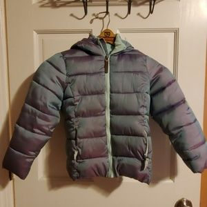 Girls champion winter coat